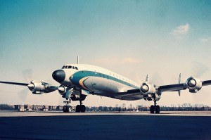 L1649A – the last in the series of the famous Super Constellation