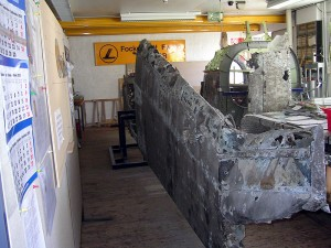 Work on the Focke-Wulf